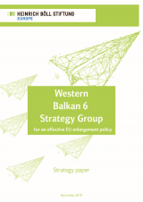 Western Balkan 6 Strategy Group for an effective EU-enlargement policy