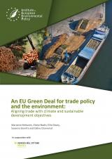 An EU Green Deal for Trade Policy and the Environment